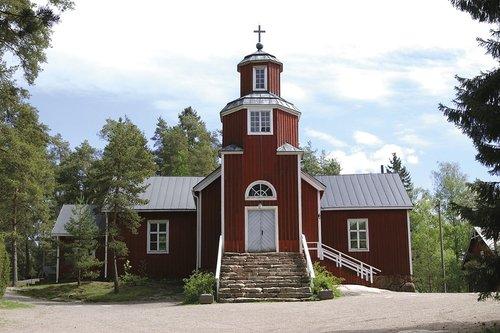 Haapajärvi kyrka
