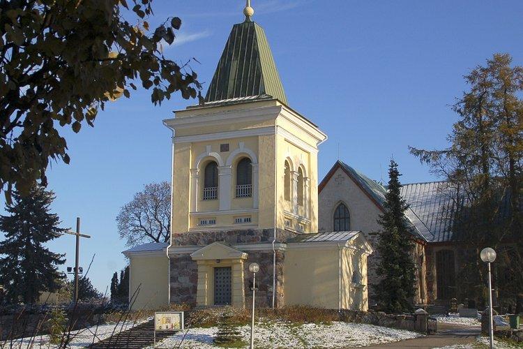 Kyrkslätts kyrka